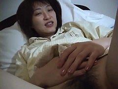 Japanese Amateur Pussy Playing Konnyaku hd