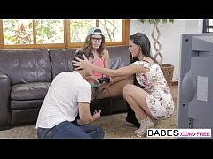 Babes - Step Mom Lessons - Jay Smooth and Alexa...