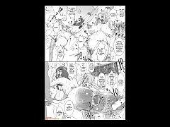 nippon practice 2 - one piece extreme erotic manga slideshow