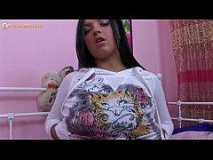 Nastya - big natural tits