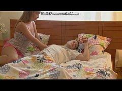 Real blonde love doll screws her BF scene 1