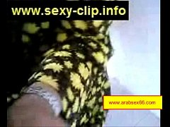Slutty Egyptian housewife is cheating on her bo...
