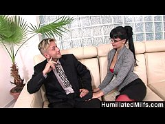 HumiliatedMilfs - Horny secretary loves a cock ...