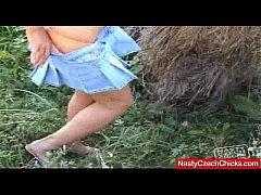 Kathy Anderson public outdoor masturbation