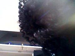 ebony crazy head again