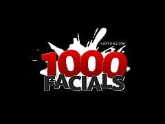 1000 facial chanell heart