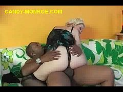 Blonde Loves So Much Black Cock