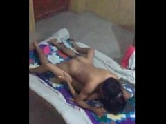 Desi guy fixed hidden cam before home sex with Gf