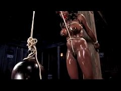 bdsm oiled fetish