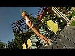 Debbie White gets hard spanks on Tamed Teens