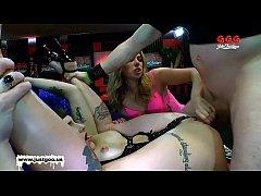 German Goo Girls - Andreena Winters and Ani Bla...