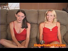 Taboo Teen and her Milf sister