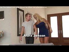 Hottest Pornstar Alura Jenson Is Best Milf