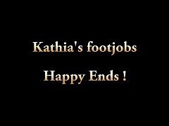 Foot fethis angel Kathia Nobili