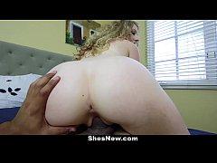 ShesNew - Blondie Willow Lynn Banged Hard