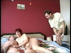 German Red Head MILF Swingers Porn Video View m...