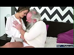 Big tits Dominica Fox is licked and gets fucked...
