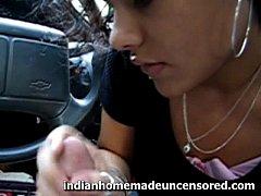 Hot Desi Girl Suzai Blow Job