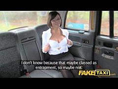 Fake Taxi Driver enjoys a good arse rimming
