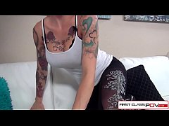 First Class POV - Anna Bell Peaks is fucked by ...