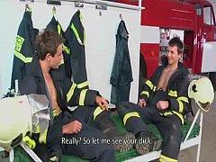 czech fireman 3-bareback