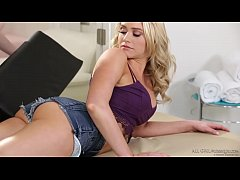 Ultra hot bubble butt massage - Bree Daniels, M...
