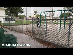Mia Khalifa Craves Big Black Dick Against Boyfr...