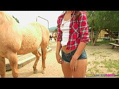 Teens Loves huge Cocks - Freaky teen gets pounded