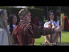Brazzers - Storm Of Kings XXX Parody Part Aniss...