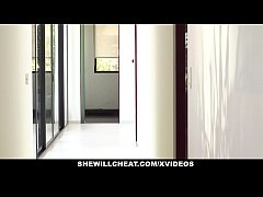 SHEWILLCHEAT - Horny Real Estate Agent Fucks BBC