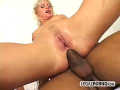 Two loads of cum for sexy chicks SL-8-04