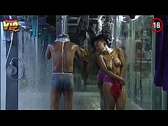 Big Brother Africa Nude Shower Hour (Day25) Goi...