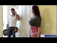 (ariella ferrera) Sexy Busty Wife Bang Hardcore...