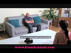 FemaleAgent Big cock casting