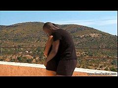Exotic African lovemaking