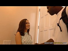 Lily Jordan Tries BBC before she gets married