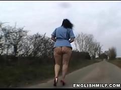 big ass walk Daniella English milf