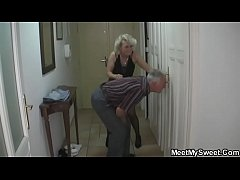 She gets lured into 3some by his parents