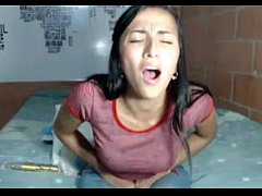 colombiana cant take forced orgasm - spicylopez...