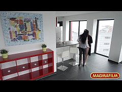 Two Adorable German Lesbians Girls Get Naughty