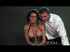 BDSM XXX Shackled or tied either way a lesson i...