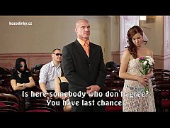Orgy wedding party with czech vaginas! Super ti...