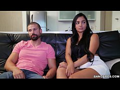 Big Ass Colombian Valery Santos Films Her First...