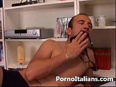 Scopate italiane - Bionda tettona scopata da it...
