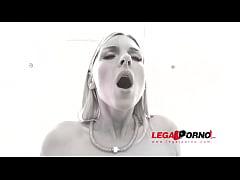 Jenna McCarthy 3on1 gangland style interracial ...