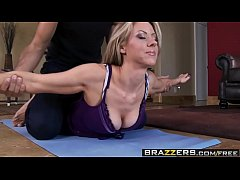 Mommy Got Boobs - Im gonna Yoga all over your f...