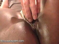 Pussy Exploration : Nilou Achtland and Josh Wat...