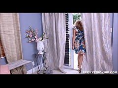 stepsister alex blake and brother almost caught