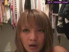 Asian Teen Masturbation