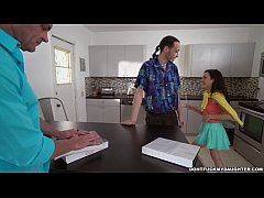 Young Kiley Jay Craves Her Tutor's Big Cock (df...